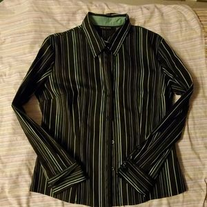 New York & Company Button Down Top